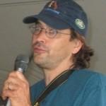 Joe Cook, organizer of Paddle Georgia 2014.